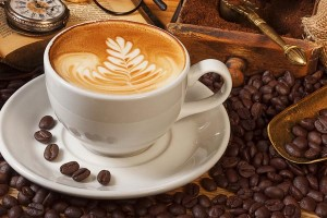 Un buen hábito: Tomar café